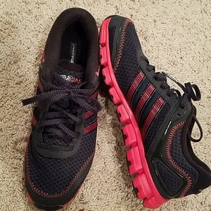 Adidas Climawear athletic shoes
